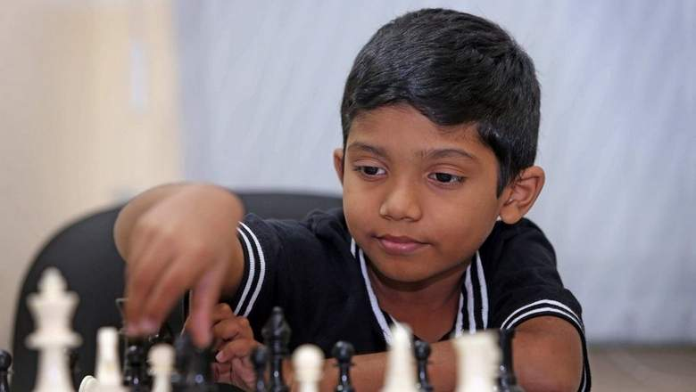 Meet the child chess champ who beat cancer