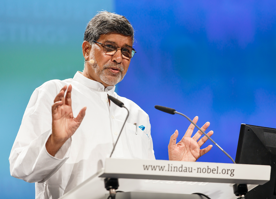 When will children become a political priority: Kailash Satyarthi