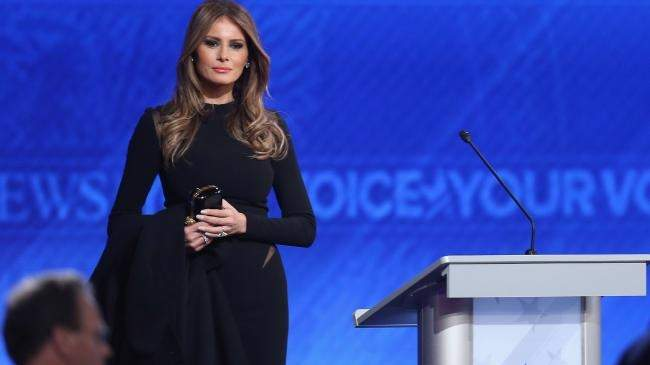 French designer refuses to dress future First Lady