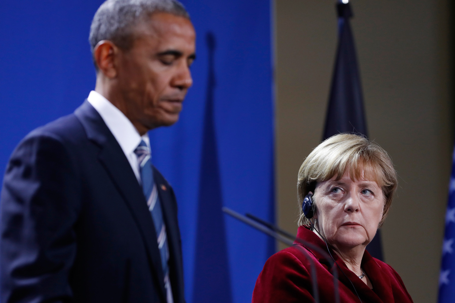 Why the Germans are disappointed in and dismayed by Obama