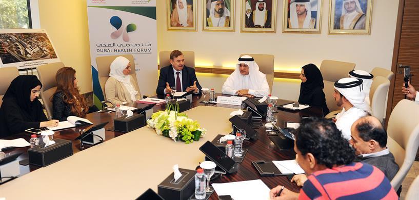DHA to organise Dubai Health Forum in January