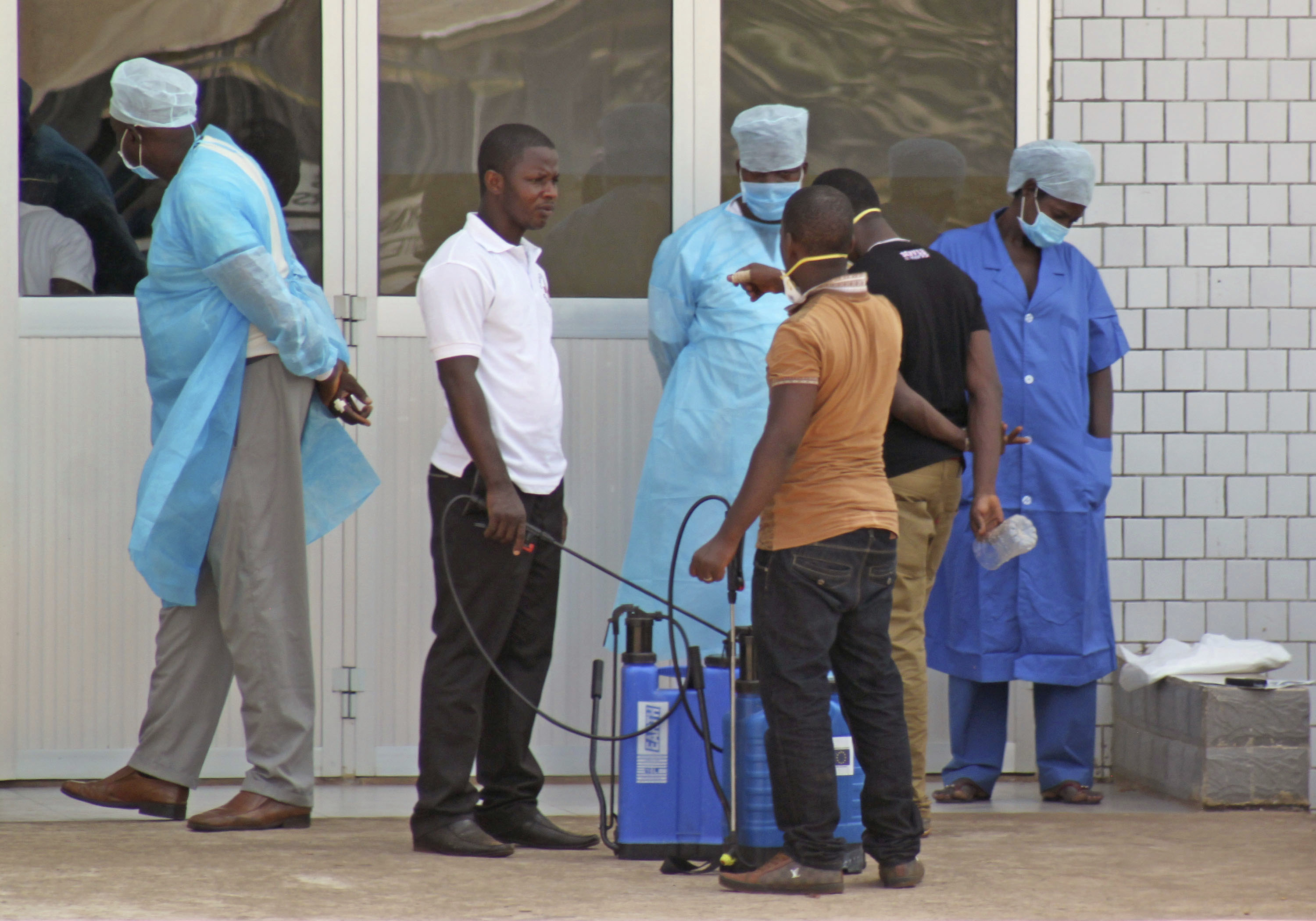 Final test results confirm Ebola vaccine highly effective