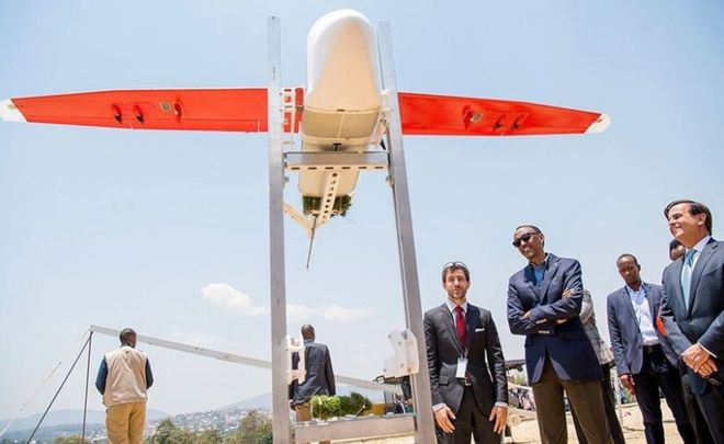UK-funded drone deliveries aim to save mothers, babies in Tanzania