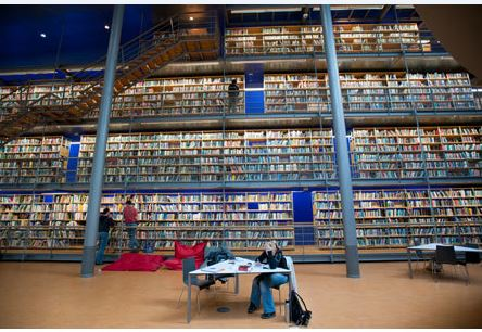 Dreaming in the Library of Babel