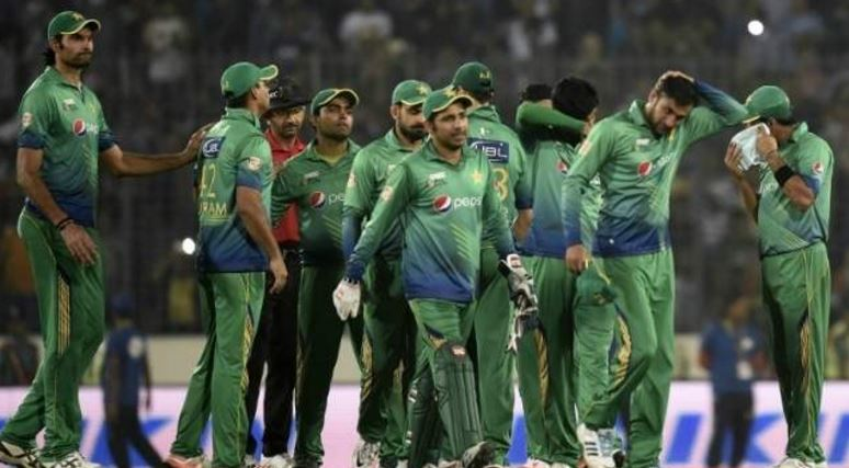 Pakistani player takes female guest to room, let off with warning