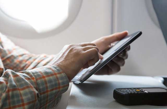 In-flight Wi-Fi services might be coming to India soon