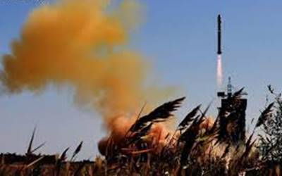 China launches commercial rocket mission