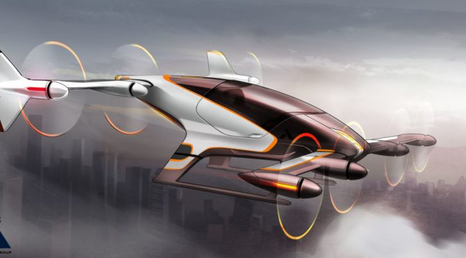 Airbus CEO sees 'flying car' prototype ready by end of year