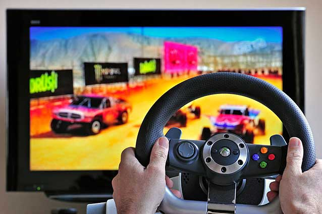 Learning to drive through video games