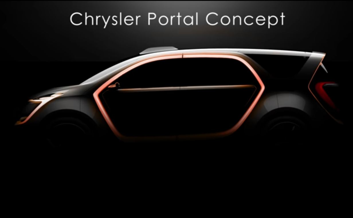 Chrysler's new tech-rich concept car aims young