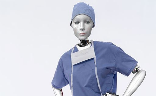 Robots and bio-printing change the face of surgery