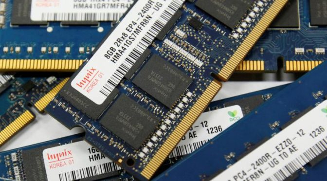 With supplies tight, memory chipmakers head into ultra-super-cycle