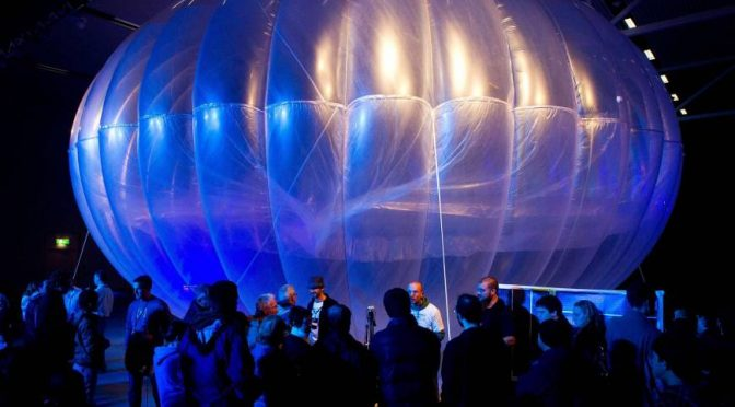 Can internet-beaming balloons outmaneuver shifting winds?