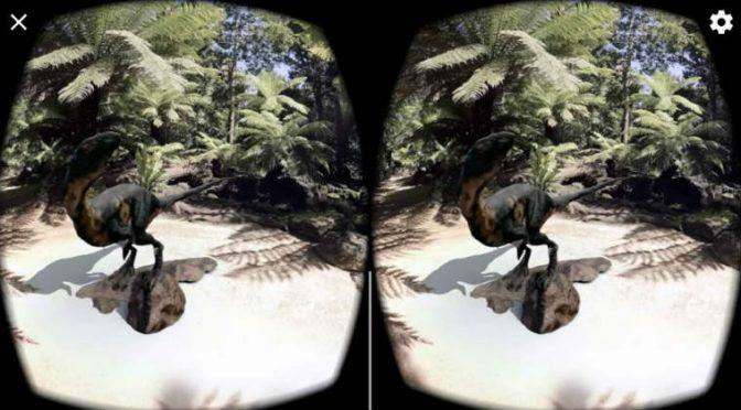 3D printing, virtual reality used to bring dinosaur to 'life'
