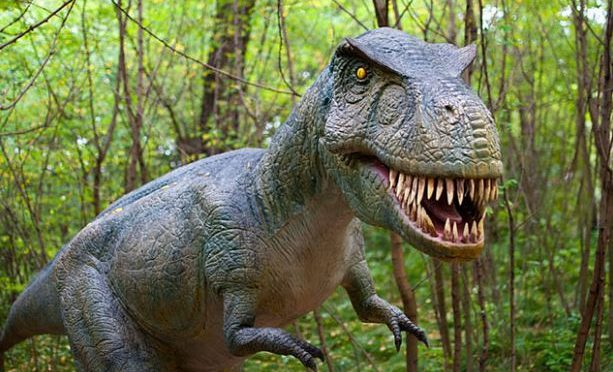 3D printing, virtual reality used to bring dinosaur to 'life'