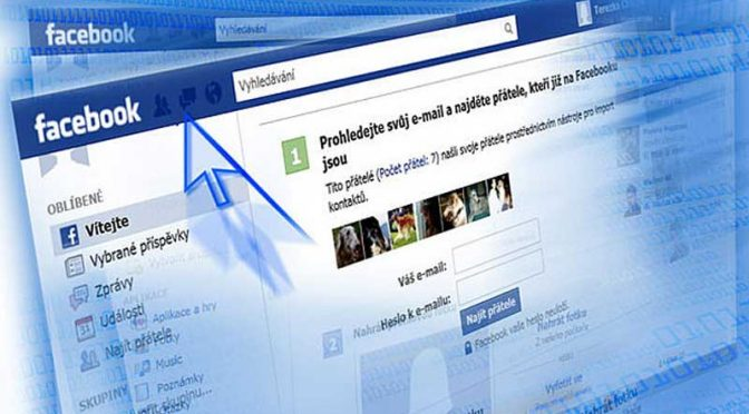 Pop-up posts may be next thing on Facebook