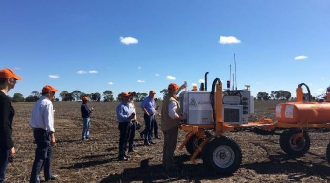 Wanted: high-tech grads to work with Aussie farmers
