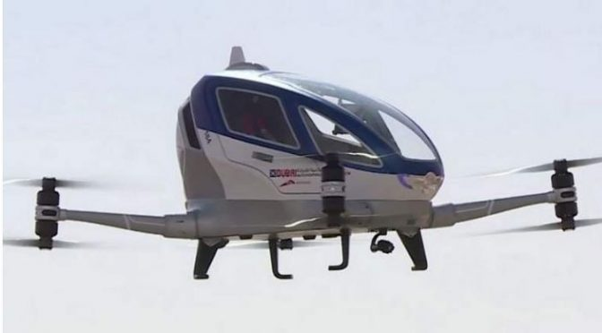 5 ways how flying cars will end road rage in Dubai