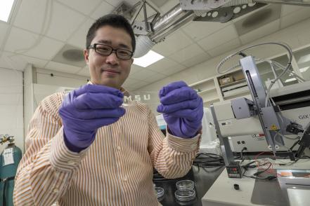 Stretchable Tablet may be future reality