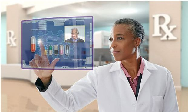 """African app cuts medical costs with community """"virtual pharmacy"""""""