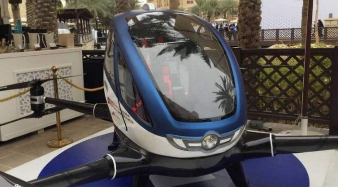 Flying cars: Dubai's answer to your daily traffic struggle