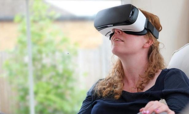 Virtual reality adds transparency to narrative journalism