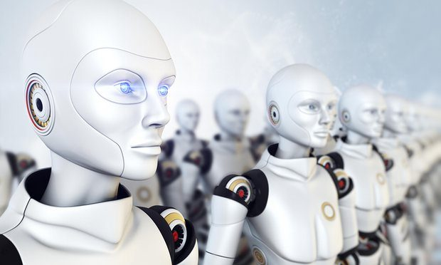 UK workers at risk of being replaced by robots