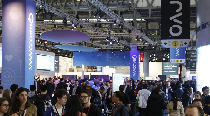Five trends at Mobile World Congress