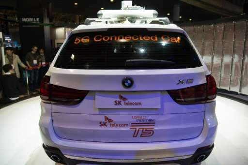 Cars racing to become 'mobile phones on wheels'