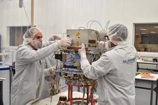 NASA prepares 'futuristic' clock for space