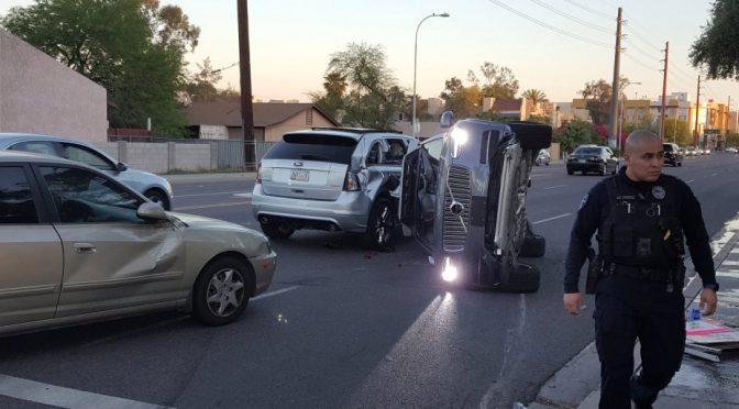 Uber suspends self-driving cars after crash