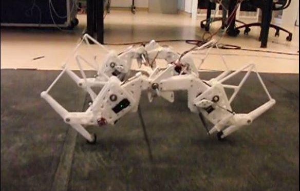Light-weight robotic cheetah developed