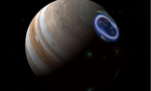 'Great Cold Spot' discovered on Jupiter