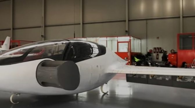 "Germany's Lilium says successfully tests ""flying taxi"" prototype"