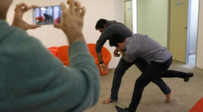 Tech firms race to spot video violence