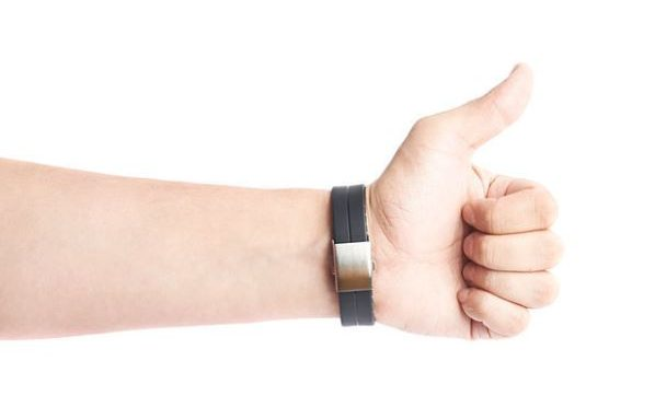A wristband that can recognise human emotions