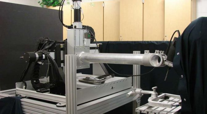 This automated, robotic drill may perform surgery in 2.5 minutes