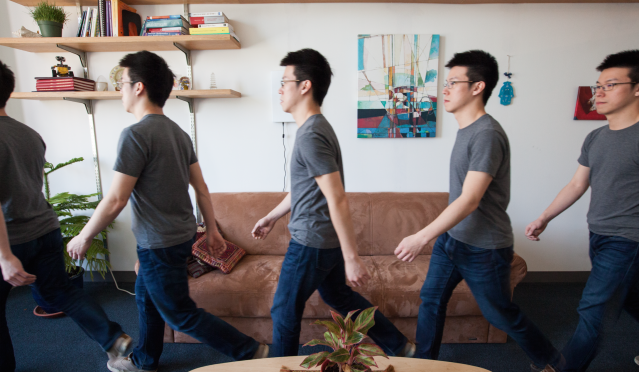Novel wireless device measures walking speed with ease