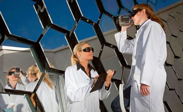 Now, sunglasses that can generate solar power