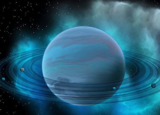 Massive Earth-sized storm on Neptune spotted