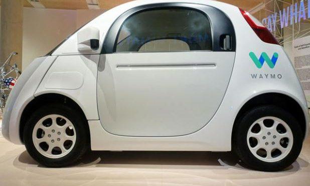 Google's Waymo patents 'soft' self-driving cars