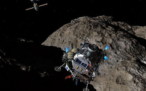 NASA's asteroid-bound probe to approach Earth for gravity assist