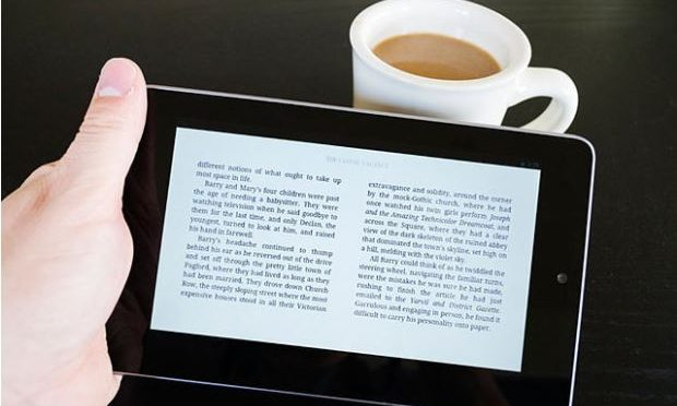 Google Search now shows ebooks in local library