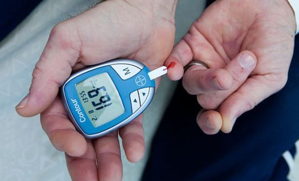 Paper patch could help diabetics monitor sugar level