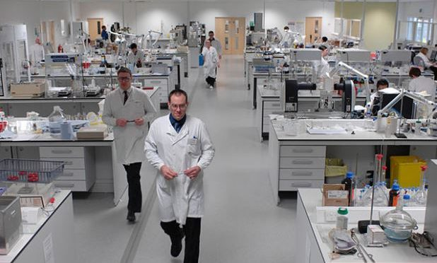 Floating labs to boost innovation in North-East