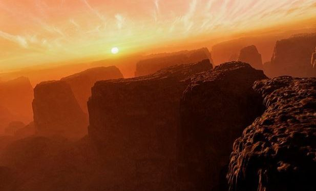 China's Mars simulation base planned for science, eco-tourism