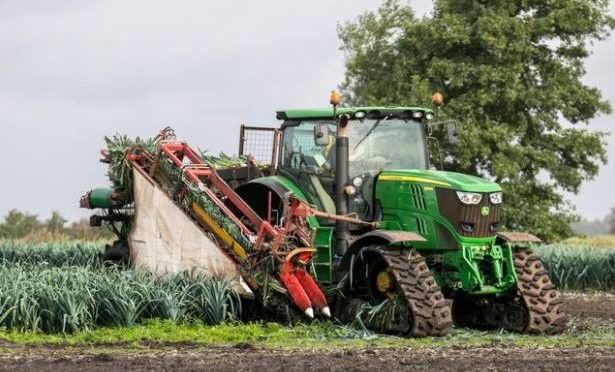 Mahindra & Mahindra showcases driverless tractor