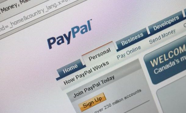 Send money via Facebook Messenger using PayPal