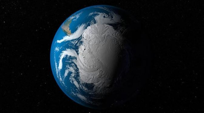 China to build 'simulated earth system'