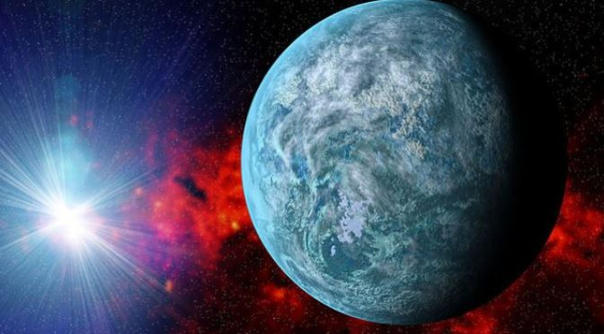 Astronomers spot hot Earth-sized exoplanet